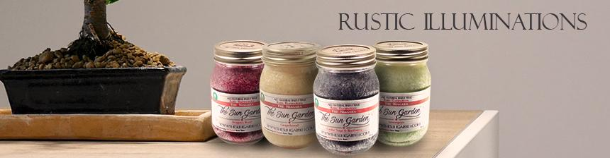 Home - Candles - Rustic