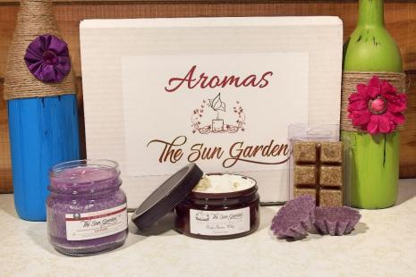 Aromas Subscription Box