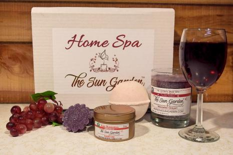 Home Spa Box