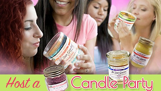 Host a candle party